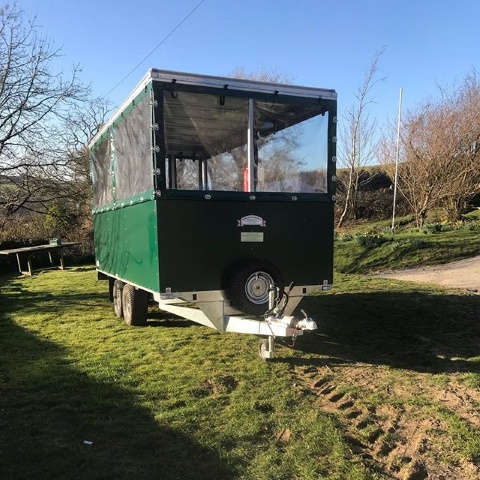 Our new trailer